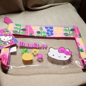 Hello Kitty Wet & Dry Bag NWT